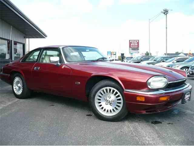 1995 Jaguar XJ | 1018647