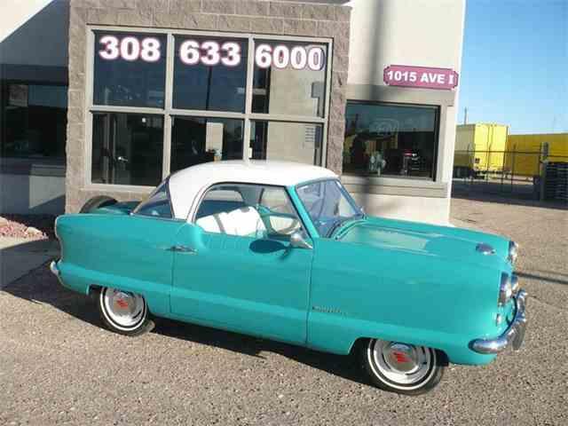 1954 Nash Metropolitan | 1018652