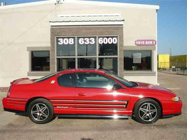2004 Chevrolet Monte Carlo   1018654