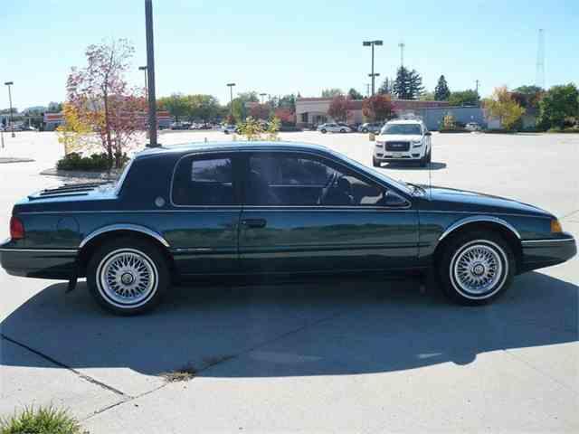 1992 Mercury Cougar   1018655