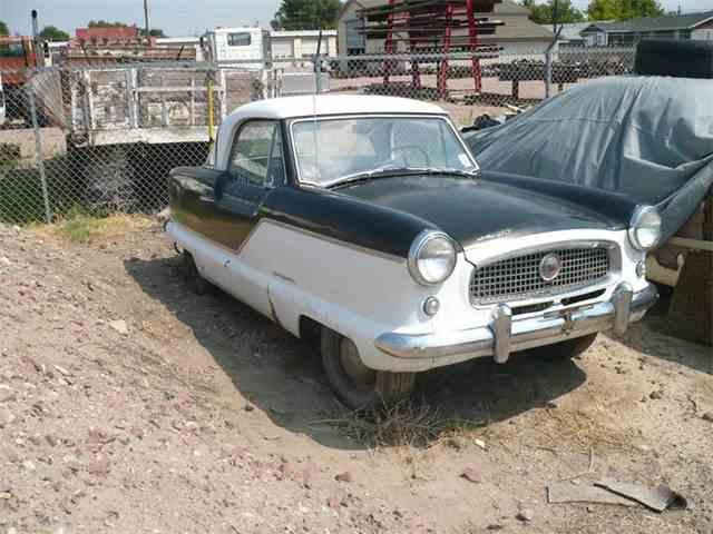 1959 Nash Metropolitan | 1018656