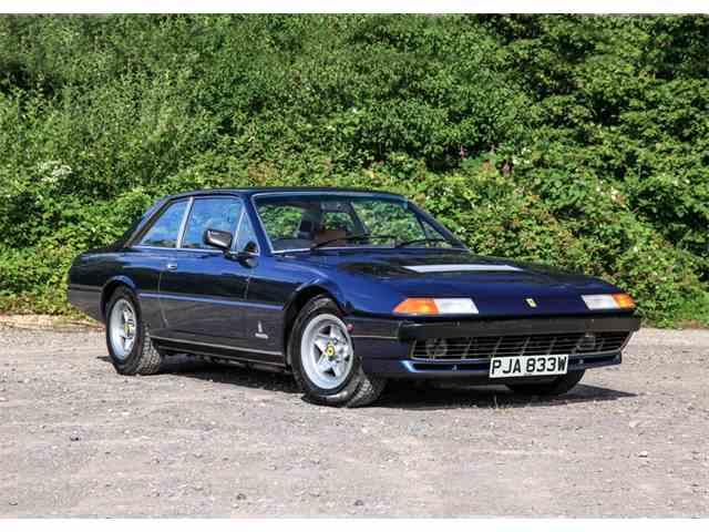 1980 Ferrari 400I | 1018666