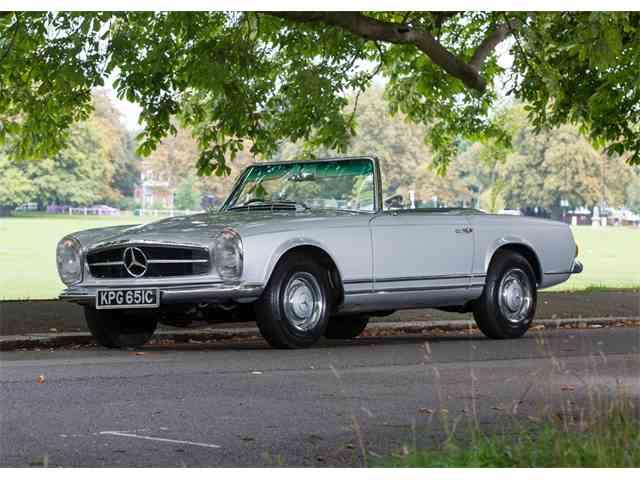 1966 Mercedes-Benz 230 SL Pagoda | 1018668