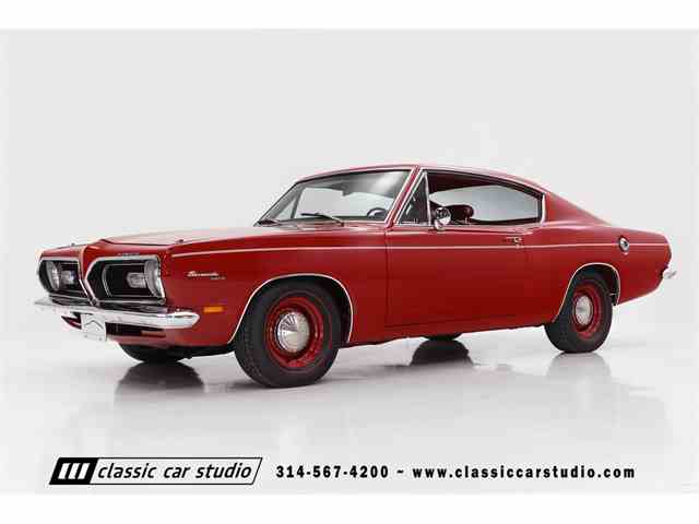 1969 Plymouth Barracuda | 1010867