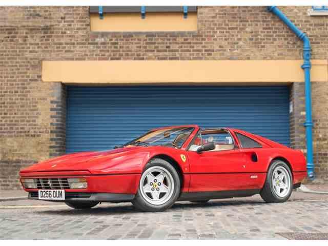 1987 Ferrari 328GTS (Pre-ABS) | 1018675