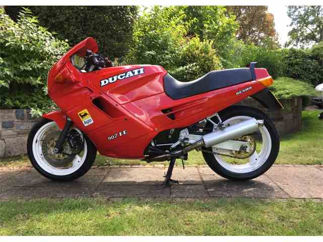 1991 Ducati 907 ie   1018679