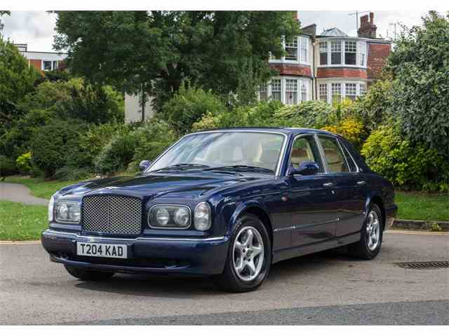 1999 Bentley Arnage | 1018680
