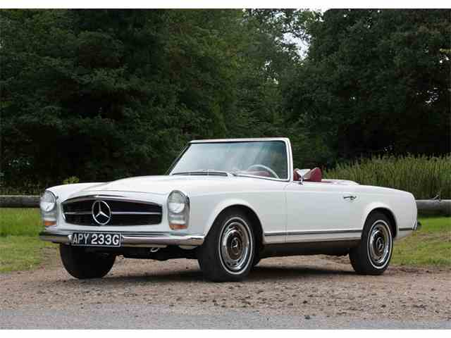 1969 Mercedes-Benz 280 SL Pagoda | 1018682