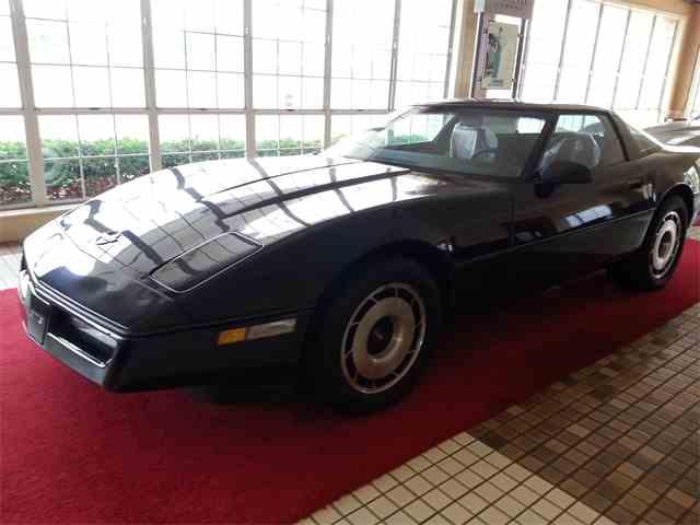 1984 Chreolet Corvette   1018684