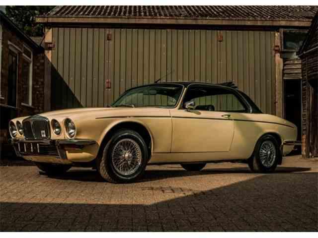 1976 Daimler Sovereign Coupé | 1018685
