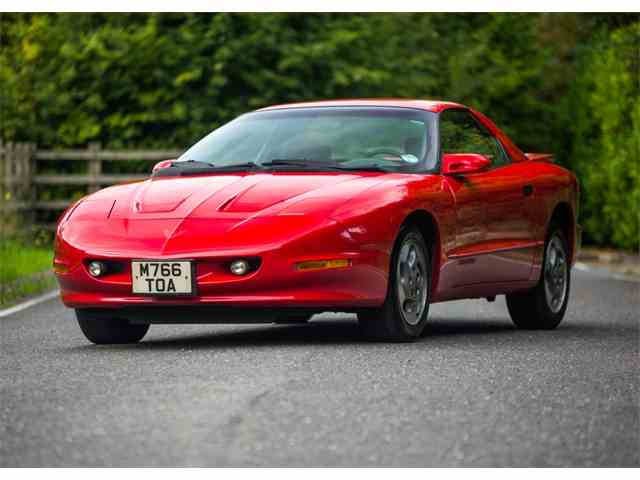 1995 Pontiac Firebird | 1018689
