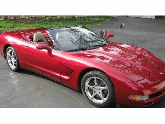 2002 Chevrolet Corvette | 1010869