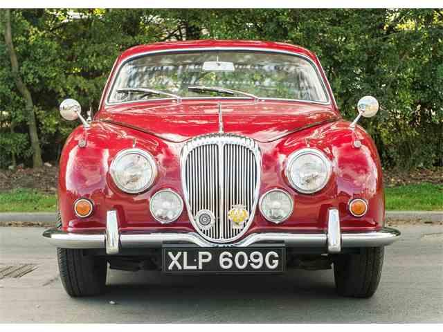 1969 Daimler 250 Saloon V8 | 1018695