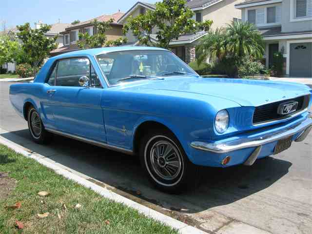 1966 Ford Mustang | 1010087