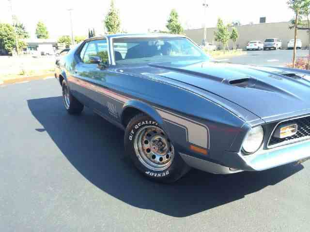 1971 Ford Mustang | 1010870