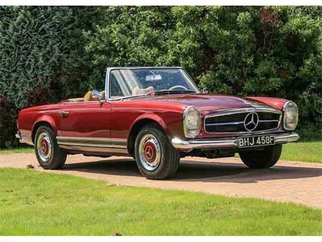 1968 Mercedes-Benz 250SL | 1018702