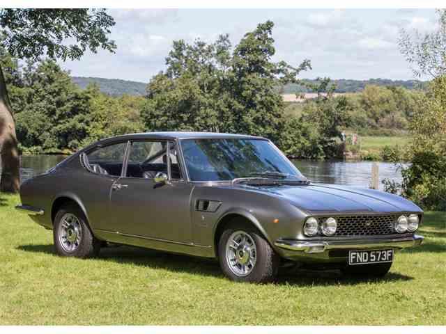 1967 Fiat Dino 2000 Coupé   1018708