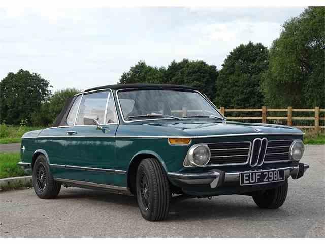 1973 BMW 2002 Baur Cabriolet | 1018709