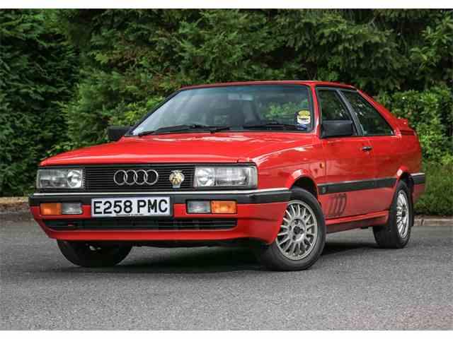 1988 Audi Quattro Coupé GT | 1018711