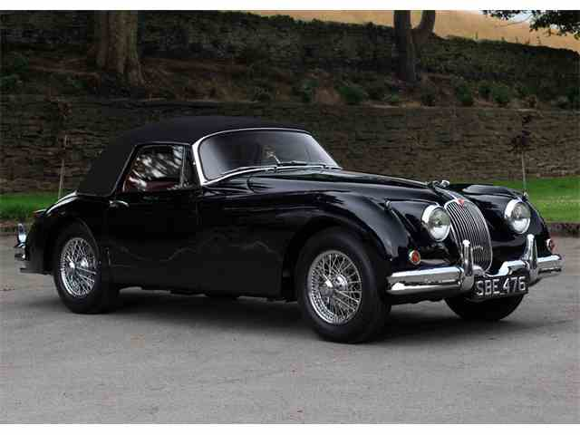 1958 Jaguar XK150SE Drophead Coupé | 1018716