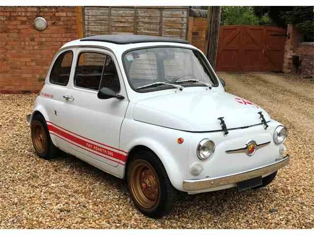 1974 Fiat Abarth   1018717
