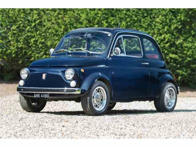 1969 Fiat 500L Abarth Recreation | 1018718