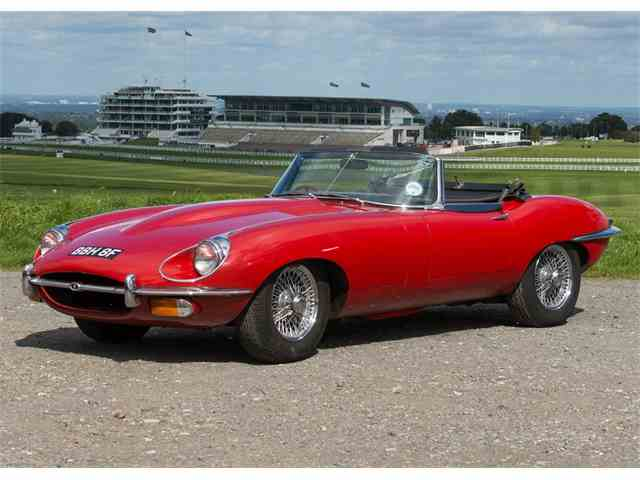 1968 Jaguar E-Type Series I½ Roadster (4.2 litre) | 1018723