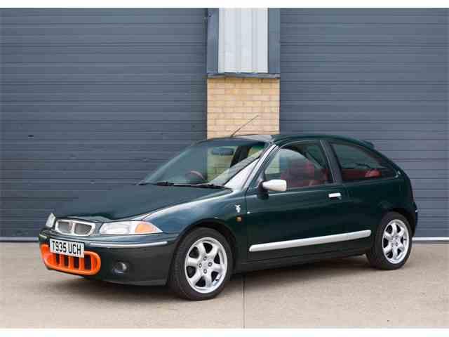 1999 Rover 200 BRM LE | 1018724
