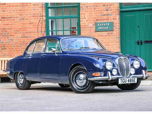 1967 Jaguar S-Type (3.8 litre) | 1018726