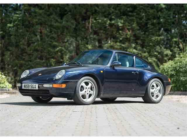 1995 Porsche 911/993 Carrera 2 | 1018730