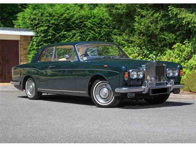 1967 Rolls-Royce 2-Door Mulliner Park Ward | 1018731