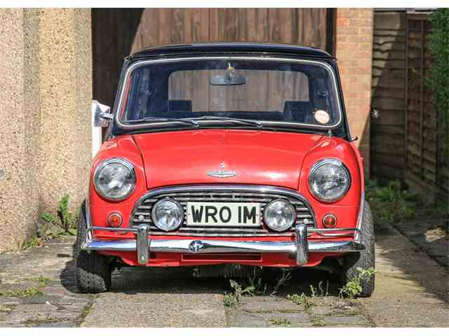 1974 Austin Mini to Cooper S specification | 1018732
