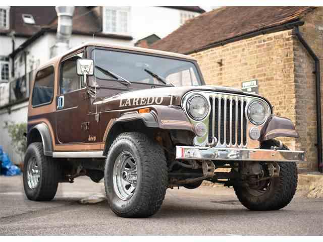 1985 Jeep CJ7 | 1018733