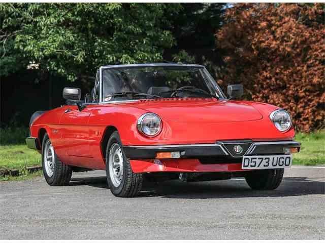 1986 Alfa Romeo Spider Series 3 Aerodinamica | 1018738