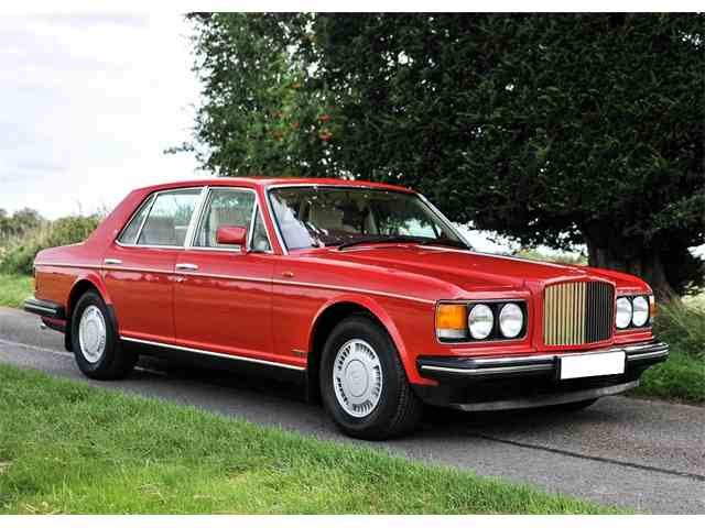 1988 Bentley Turbo R | 1018742