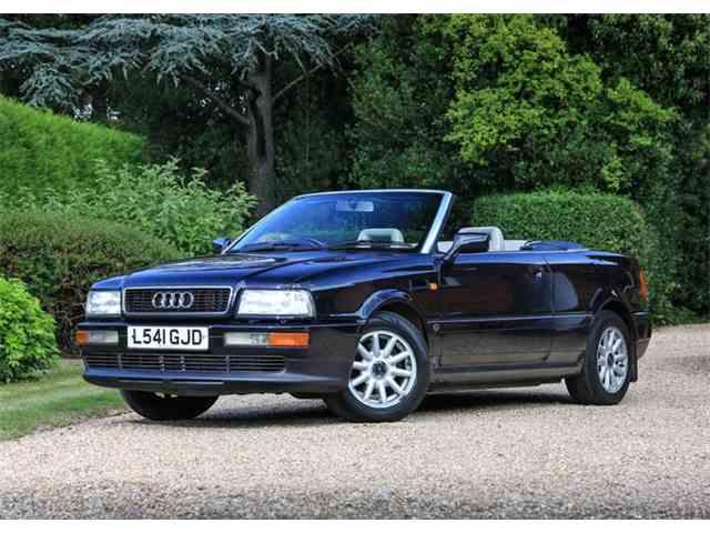 1994 Audi 80 Cabriolet | 1018744