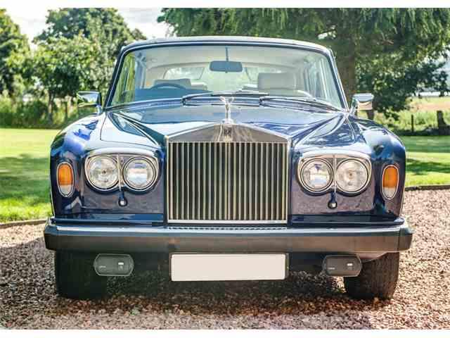 1980 Rolls-Royce Silver Wraith II | 1018745