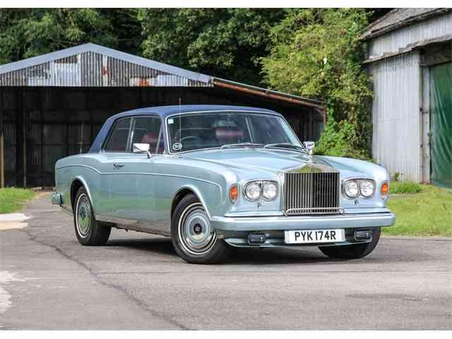 1977 Rolls-Royce Corniche | 1018748