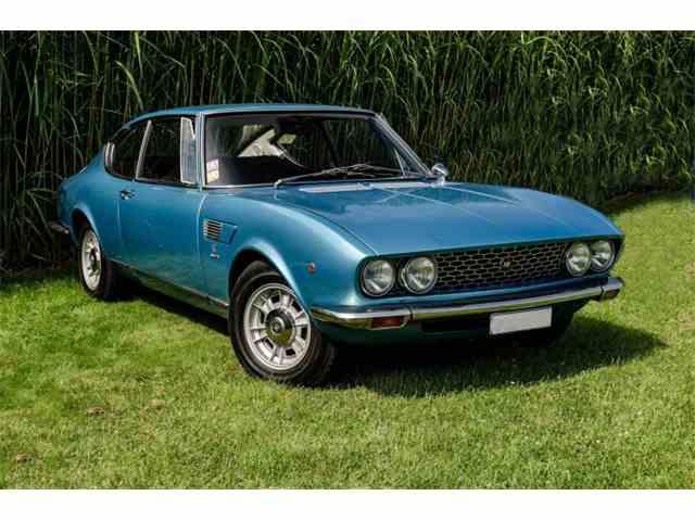 1969 Fiat Dino Coupé | 1018750