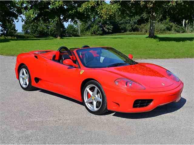 2001 Ferrari 360 | 1018752