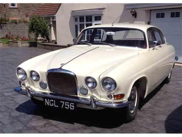 1963 Jaguar Mk. X Saloon (3.8 litre) | 1018755