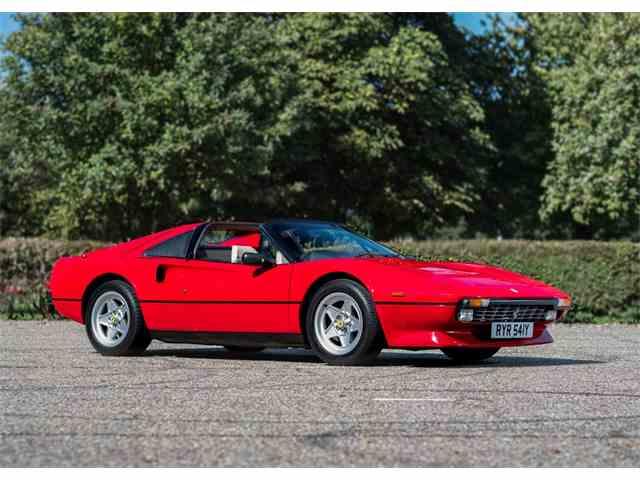 1983 Ferrari 308 GTS quattrovalvole | 1018757