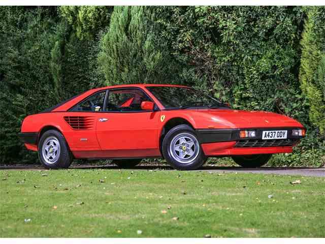 1984 Ferrari Mondial Quattrovalvole | 1018758