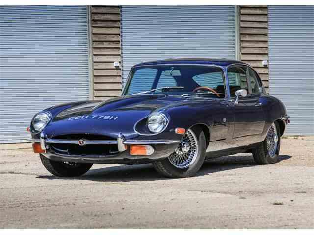 1970 Jaguar E-Type Series II 2+2 Coupé | 1018761