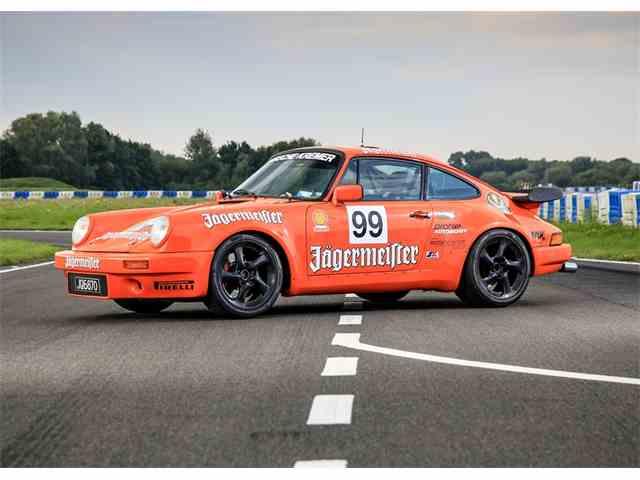 1980 Porsche 911/934 'Jagermeister' Tribute | 1018763