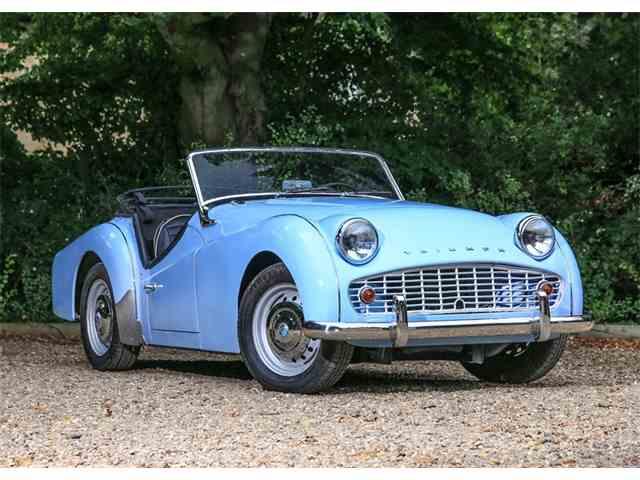 1960 Triumph TR3A | 1018765