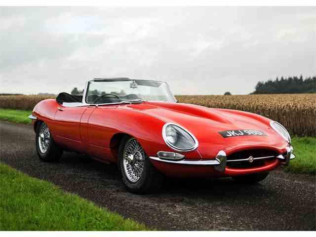 1966 Jaguar E-Type Series I Roadster (4.2 litre) | 1018767