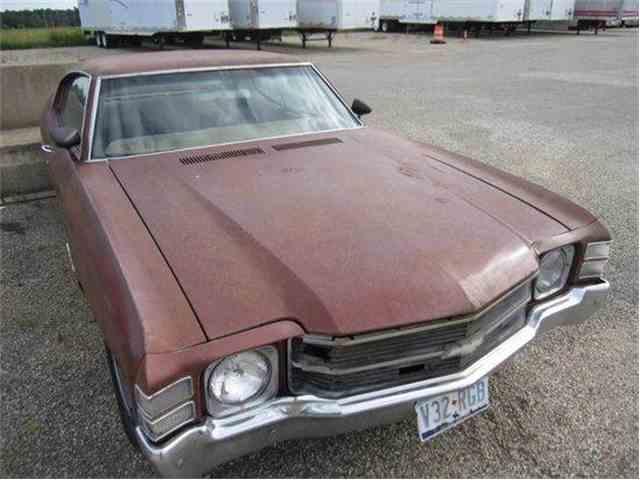 1971 Chevrolet Malibu | 1010877