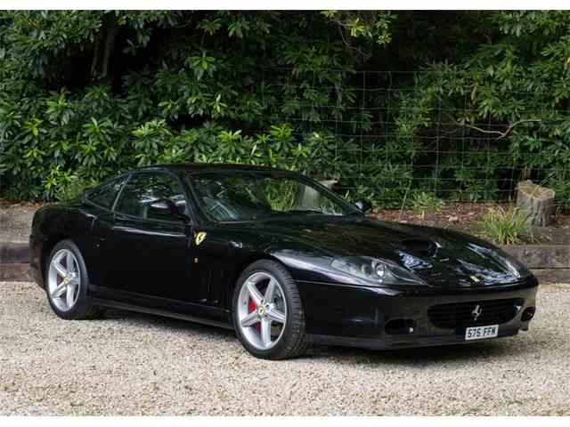 2003 Ferrari 575M F1 'Fiorano' | 1018770