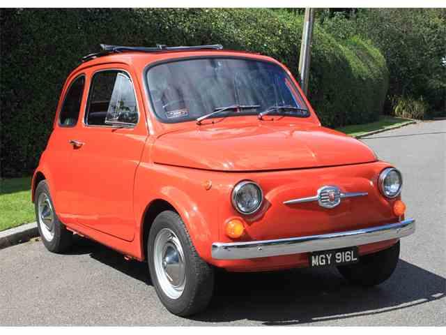 1972 Fiat 500   1018771